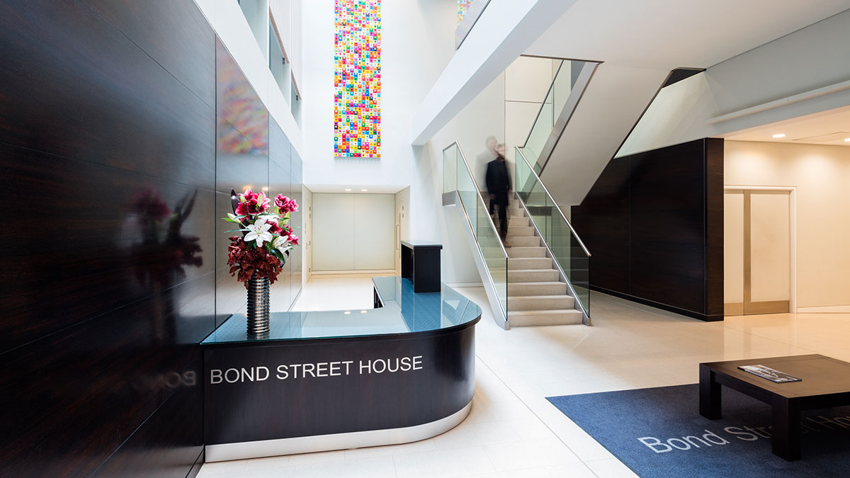 Bond Street House