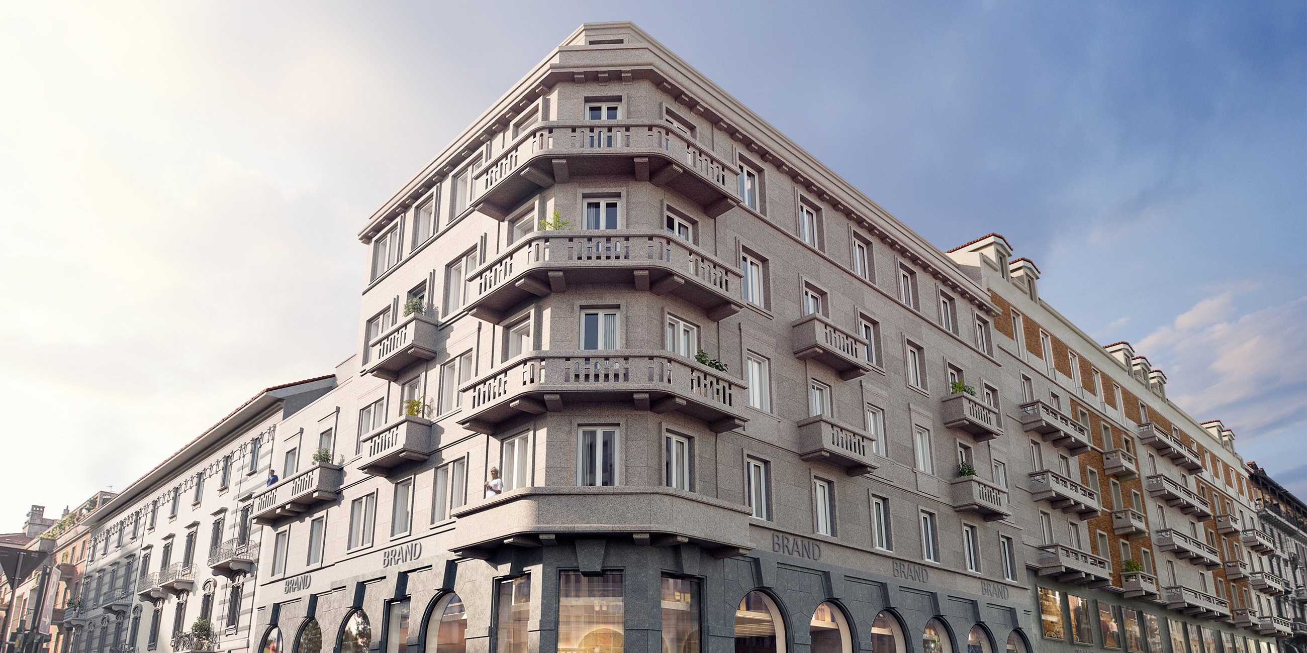 Corti Segreti and Corso Buenos Aires 59